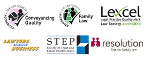 Legal Accreditation Logos